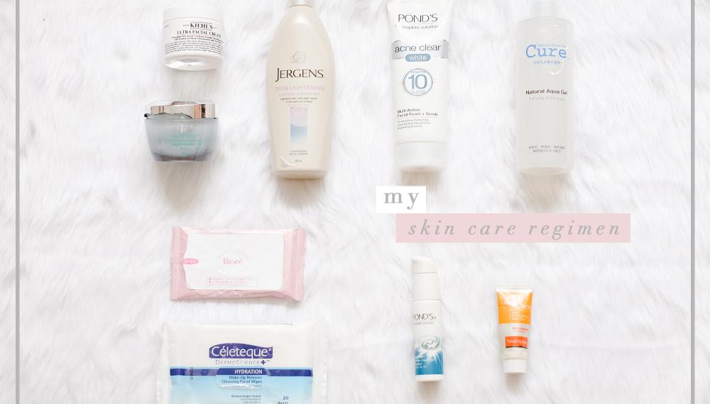 My Skin Care Regimen