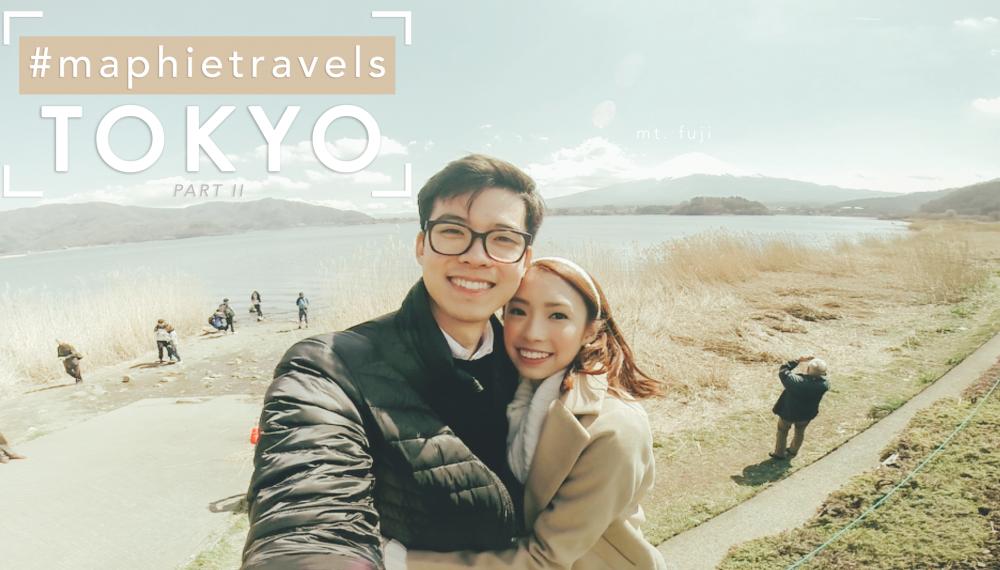 #MaphieTravels TOKYO Vlog [Part II]