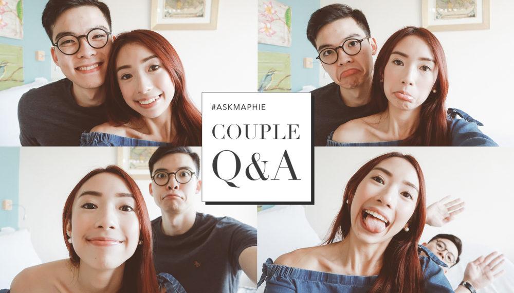 Couple Q&A VLOG: #AskMaphie