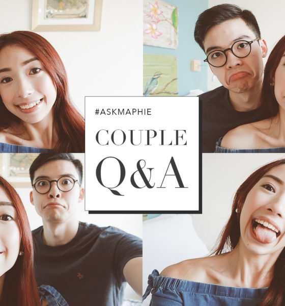 Couple Q&A VLOG: #AskMaphie