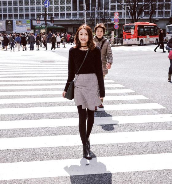 Tokyo March 2016 Day 2: Ginza, Shibuya, Harajuku, Roppongi
