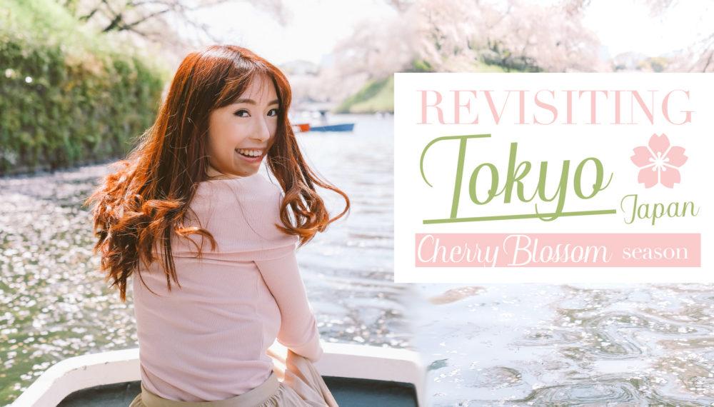 TRAVEL VLOG: Revisiting Tokyo, Japan